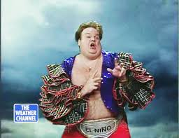 Watch out..here comes El Nino